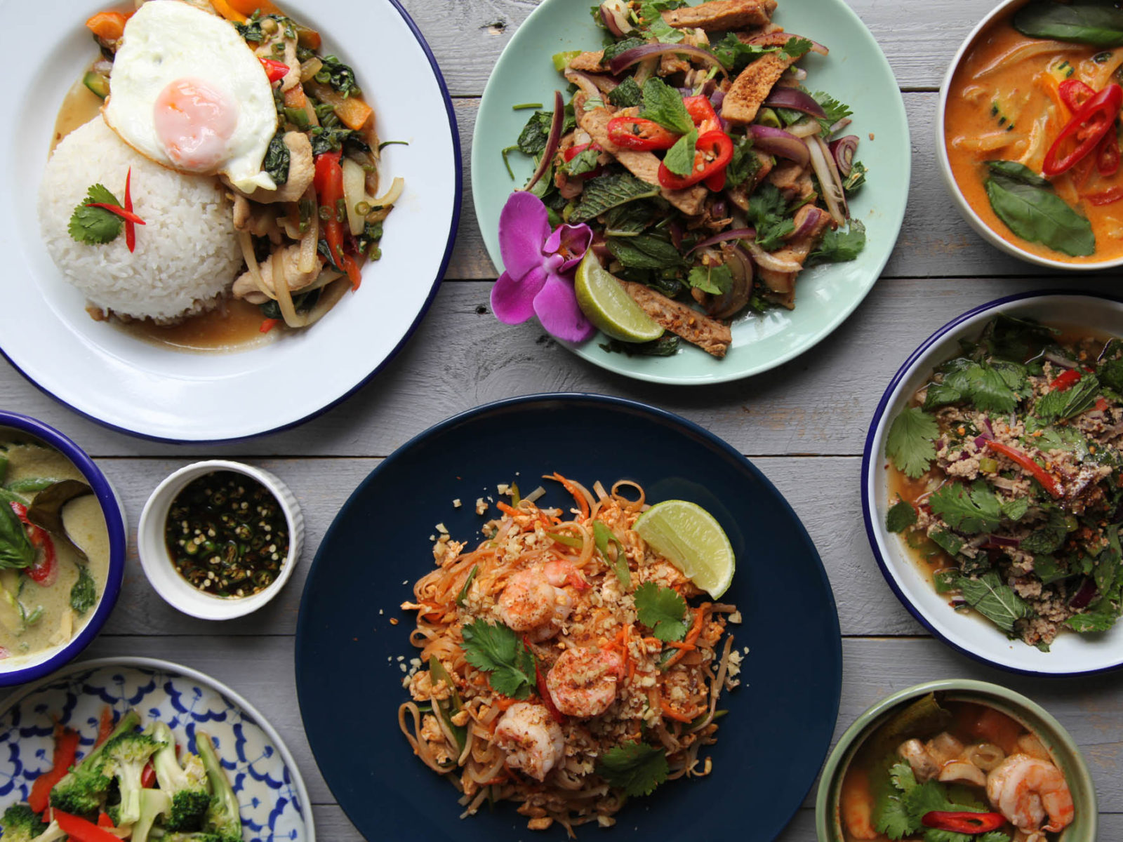 Have you seen our Sabai menu?
